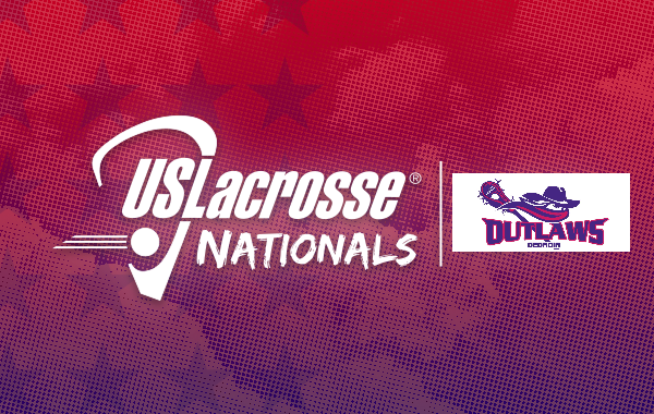 Georgia Outlaws and US Lacrosse Nationals